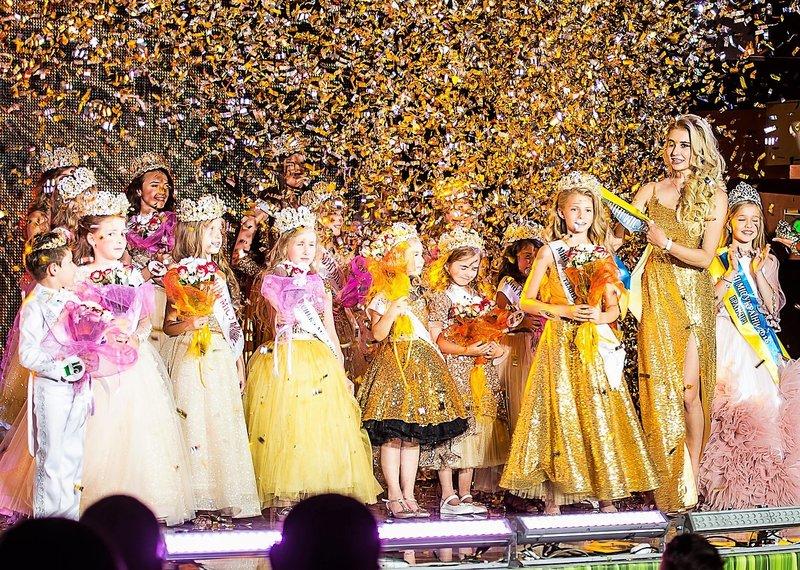 XIX Национальный детский фестиваль моды и таланта «Мини Мисс и Мистер Украины 2017»