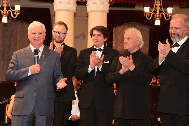 Музиканти світу відзначили в Україні століття Ієгуді Менухіна