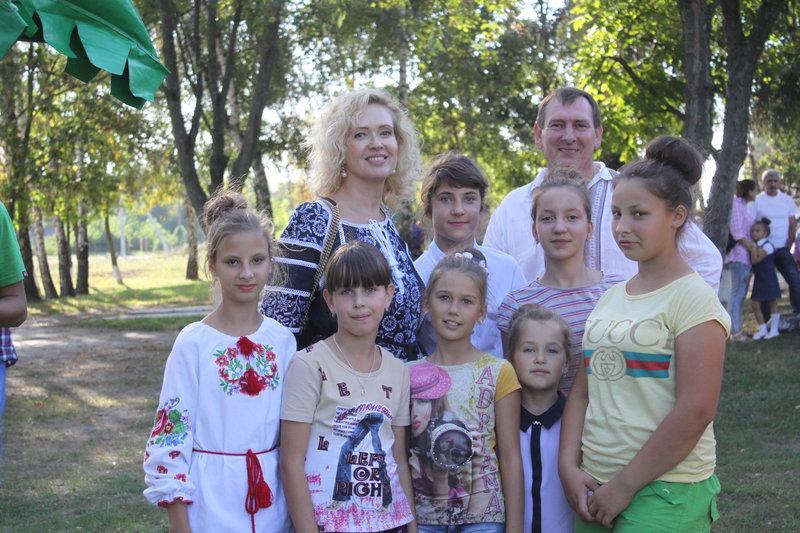 У Сушках відзначили День села