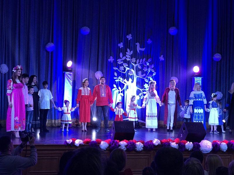 До Дня захисту дітей, за підтримки мецената Людмили Русаліної, проведено Дитяче свято «Країна щасливих дітей».