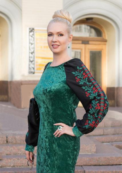 Людмила Русаліна, МЕЦЕНАТ І ГРОМАДСЬКИЙ ДІЯЧ