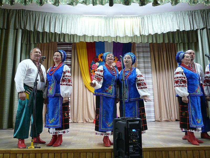 У Свидівку відсвяткували День села