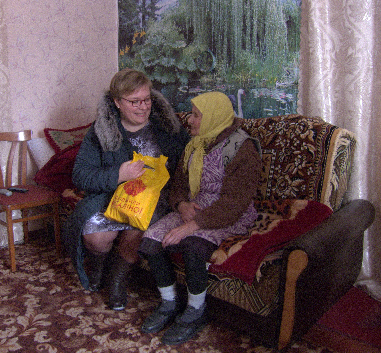 """Благодійний фонд """"Разом"""" мецената Людмили Русаліної підтримує людей з інвалідністю"""
