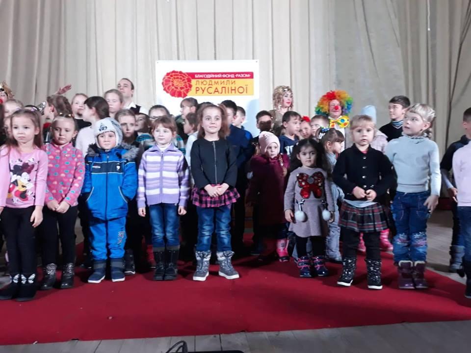 Усі в цирк: безкоштовні циркові вистави дарували радість жителям Черкащини