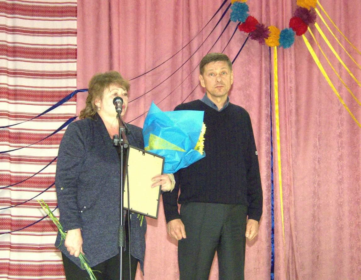 Представники Благодійного фонду привітали жителів Золотоніщини із Днем збройних сил