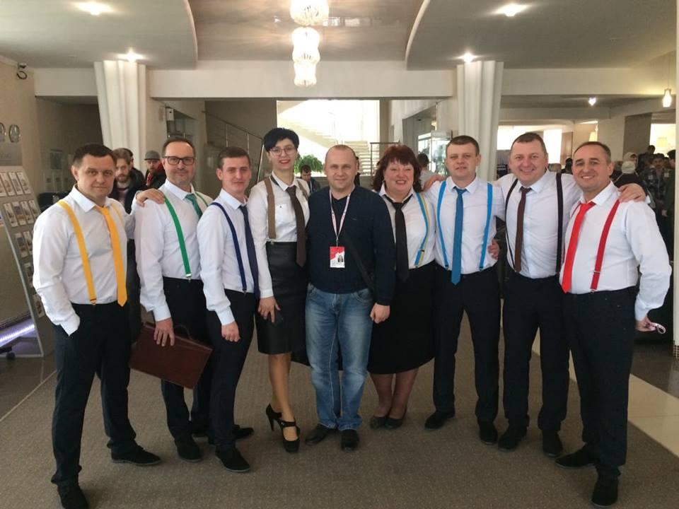 Свято гумору: золотонісці відвідали «Лігу Сміху» в Одесі