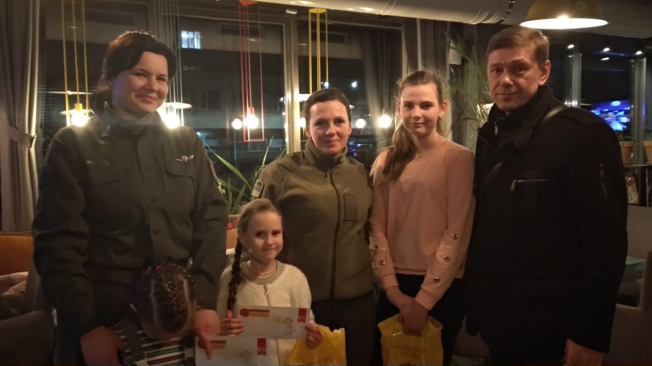 «Дякуємо за пам'ять!»: родини загиблих АТОвців отримали грошову допомогу від фонду