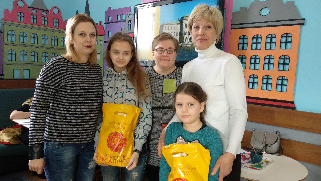 Ще вісім родин загиблих АТОвців Черкащини отримали грошову допомогу від фонду