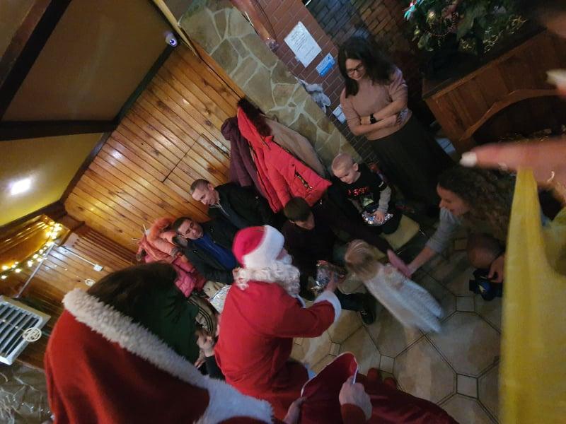 Різдвяна вистава для дітлахів Золотоніського району