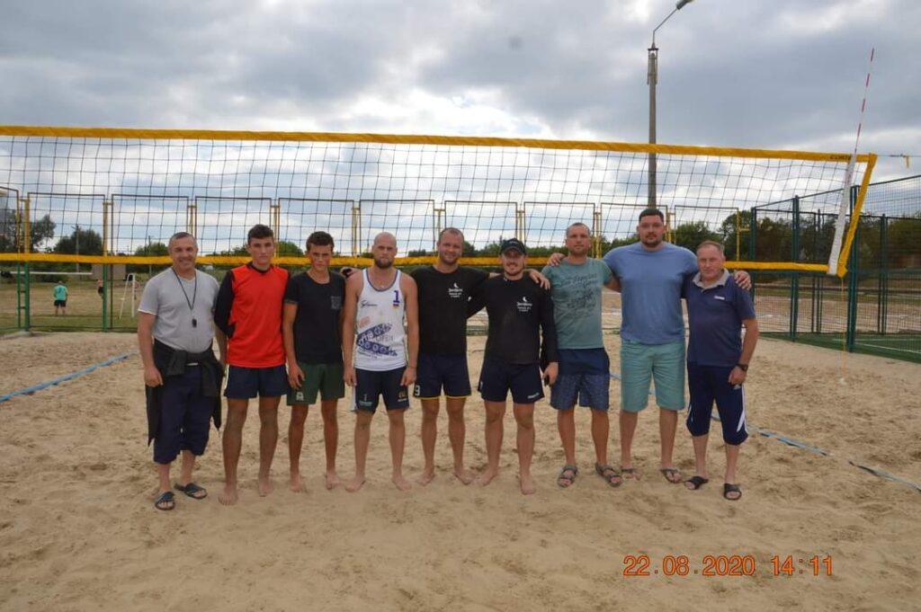 Волейбольний турнір до Дня Незалежності