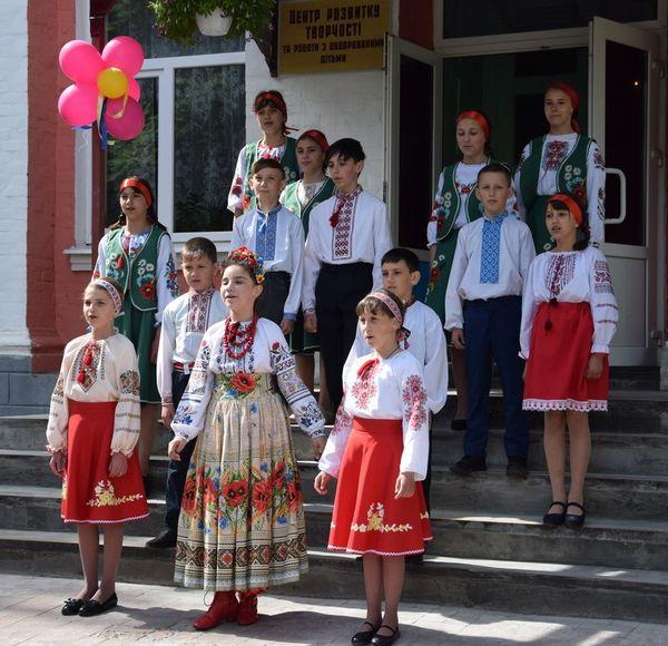 У Гельмязові запрацював Центр розвитку творчості та роботи з обдарованими дітьми