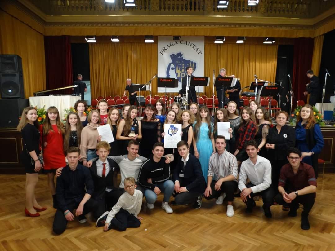 """Черкаський хор """"Глорія"""" – призер міжнародного конкурсу"""