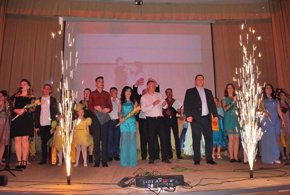 Родинне талант-шоу зібрало аншлаг на Черкащині