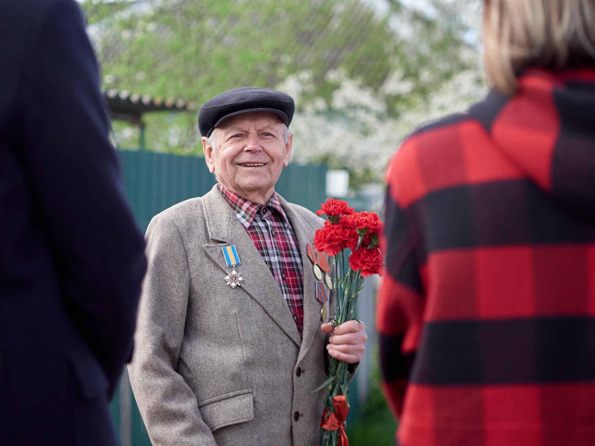 На Черкащині вшанували ветеранів