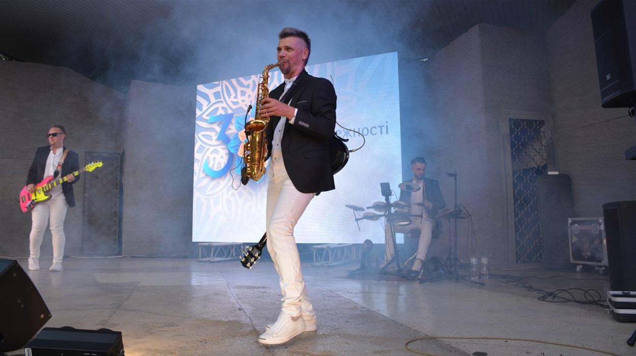 На Черкащині відсвяткували День Незалежності